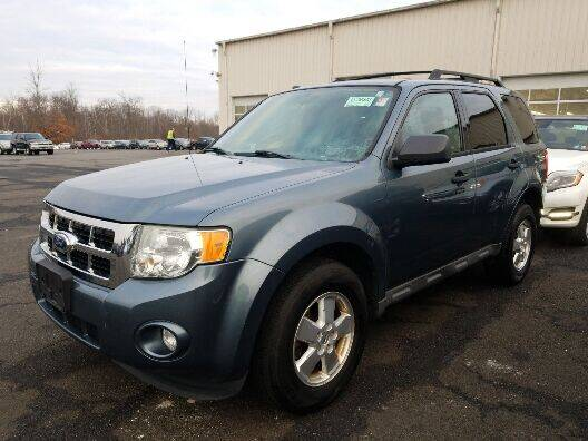 2011 Ford Escape for sale at Action Automotive Service LLC in Hudson NY