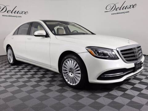 2018 Mercedes-Benz S-Class for sale at DeluxeNJ.com in Linden NJ