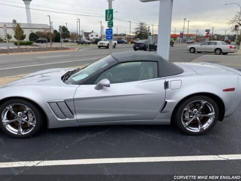 2012 Chevrolet Corvette for sale at Corvette Mike New England in Carver MA