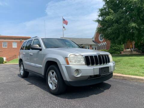 2005 Jeep Grand Cherokee for sale at Automax of Eden in Eden NC
