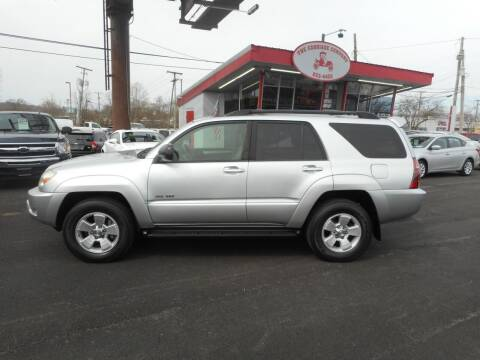 2004 Toyota 4Runner for sale at The Carriage Company in Lancaster OH