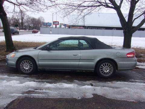 2005 Chrysler Sebring for sale at Empire Auto Sales in Sioux Falls SD