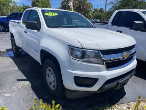 2018 Chevrolet Colorado for sale at Mike Auto Sales in West Palm Beach FL