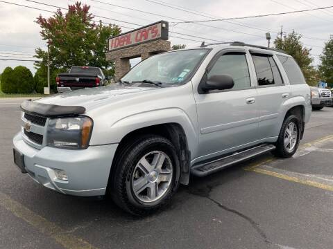 2007 Chevrolet TrailBlazer for sale at I-DEAL CARS in Camp Hill PA