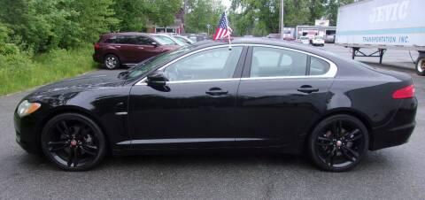2010 Jaguar XF for sale at Top Line Import of Methuen in Methuen MA