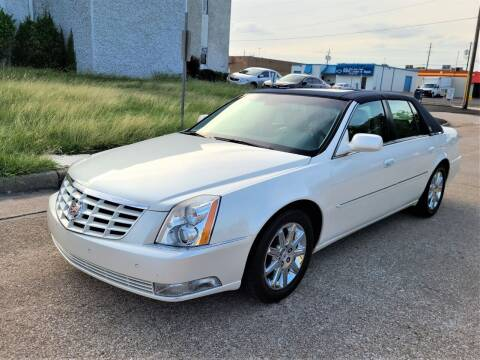 2010 Cadillac DTS for sale at Image Auto Sales in Dallas TX