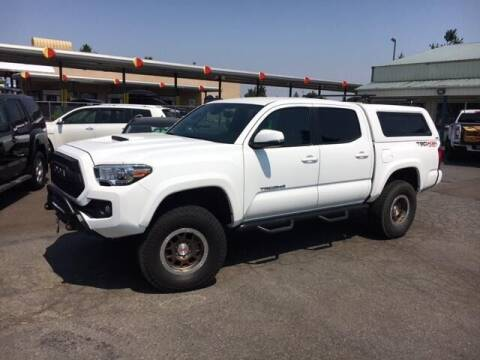 2018 Toyota Tacoma for sale at PJ's Auto Center in Salem OR