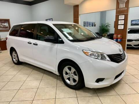 2016 Toyota Sienna for sale at Adams Auto Group Inc. in Charlotte NC