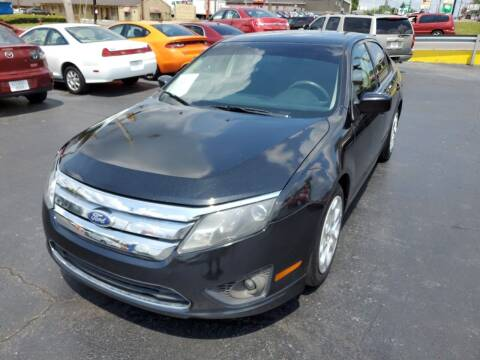 2010 Ford Fusion for sale at Rucker's Auto Sales Inc. in Nashville TN