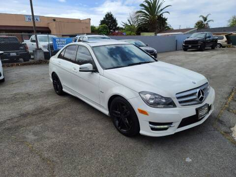 2012 Mercedes-Benz C-Class for sale at Imports Auto Sales & Service in San Leandro CA
