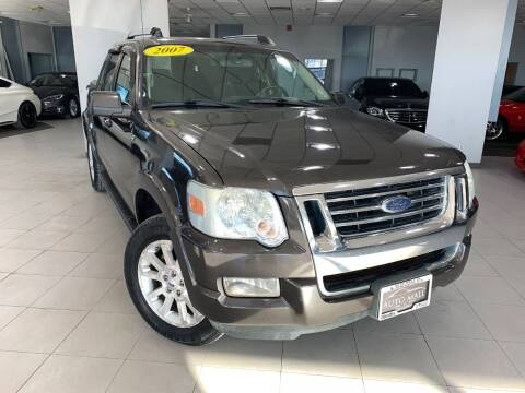 2007 Ford Explorer Sport Trac for sale at Auto Mall of Springfield in Springfield IL