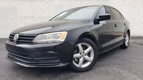 2016 Volkswagen Jetta for sale at AUTO FIESTA in Norcross GA