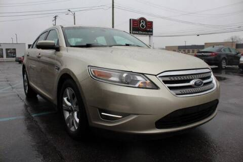 2011 Ford Taurus for sale at B & B Car Co Inc. in Clinton Twp MI