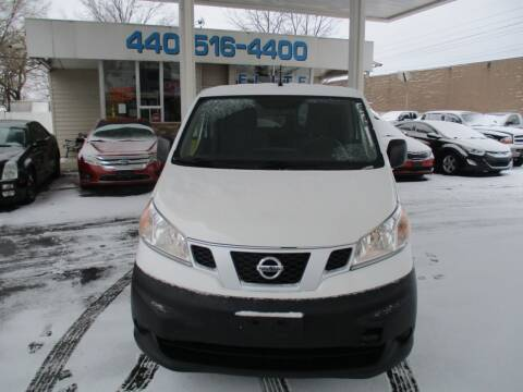 2014 Nissan NV200 for sale at Elite Auto Sales in Willowick OH