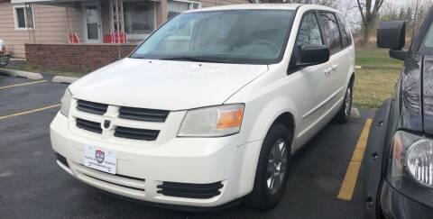 2010 Dodge Grand Caravan for sale at US 30 Motors in Merrillville IN