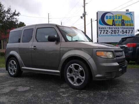 2007 Honda Element for sale at Coastal Auto Ranch, Inc. in Port Saint Lucie FL