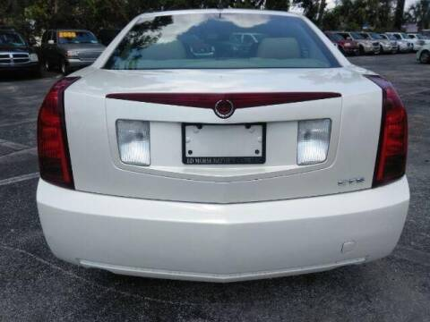 2006 Cadillac CTS for sale at JacksonvilleMotorMall.com in Jacksonville FL