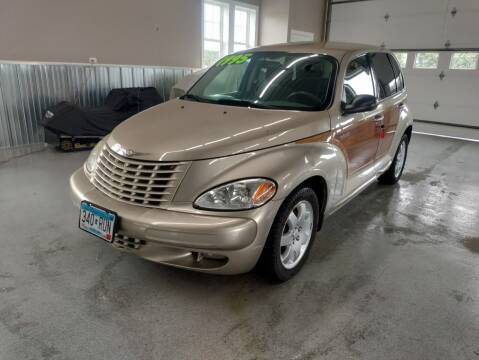 2003 Chrysler PT Cruiser for sale at Sand's Auto Sales in Cambridge MN