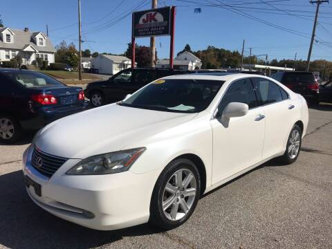 2007 Lexus ES 350 for sale at JK & Sons Auto Sales in Westport MA