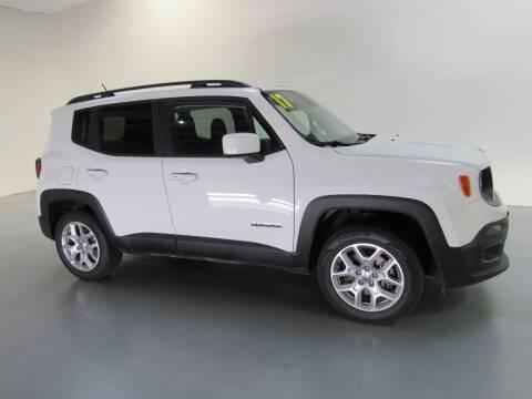 2017 Jeep Renegade for sale at Salinausedcars.com in Salina KS