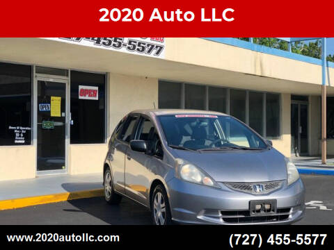 2009 Honda Fit for sale at 2020 AUTO LLC in Clearwater FL