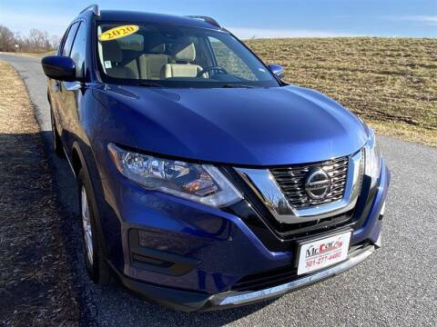 2020 Nissan Rogue for sale at Mr. Car LLC in Brentwood MD