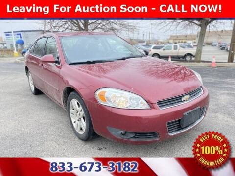 2006 Chevrolet Impala for sale at Glenbrook Dodge Chrysler Jeep Ram and Fiat in Fort Wayne IN