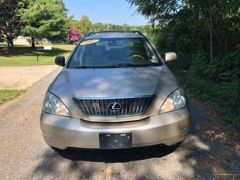 2007 Lexus RX 350 for sale at Speed Auto Mall in Greensboro NC