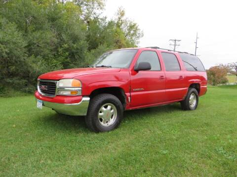2002 GMC Yukon XL for sale at The Car Lot in New Prague MN