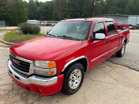 2005 GMC Sierra 1500 for sale at Elite Motor Brokers in Austell GA