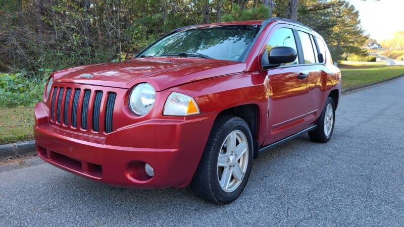 2008 Jeep Compass for sale at Global Imports Auto Sales in Buford GA