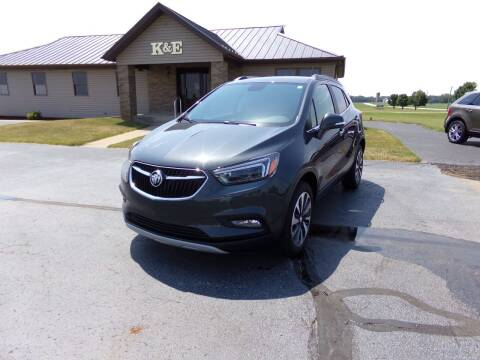 2017 Buick Encore for sale at Westpark Auto in Lagrange IN