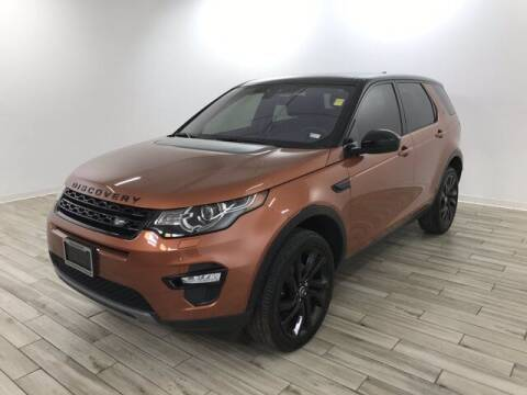 2018 Land Rover Discovery Sport for sale at TRAVERS GMT AUTO SALES - Traver GMT Auto Sales West in O Fallon MO