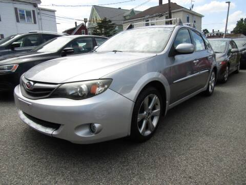 2011 Subaru Impreza for sale at Boston Auto Sales in Brighton MA
