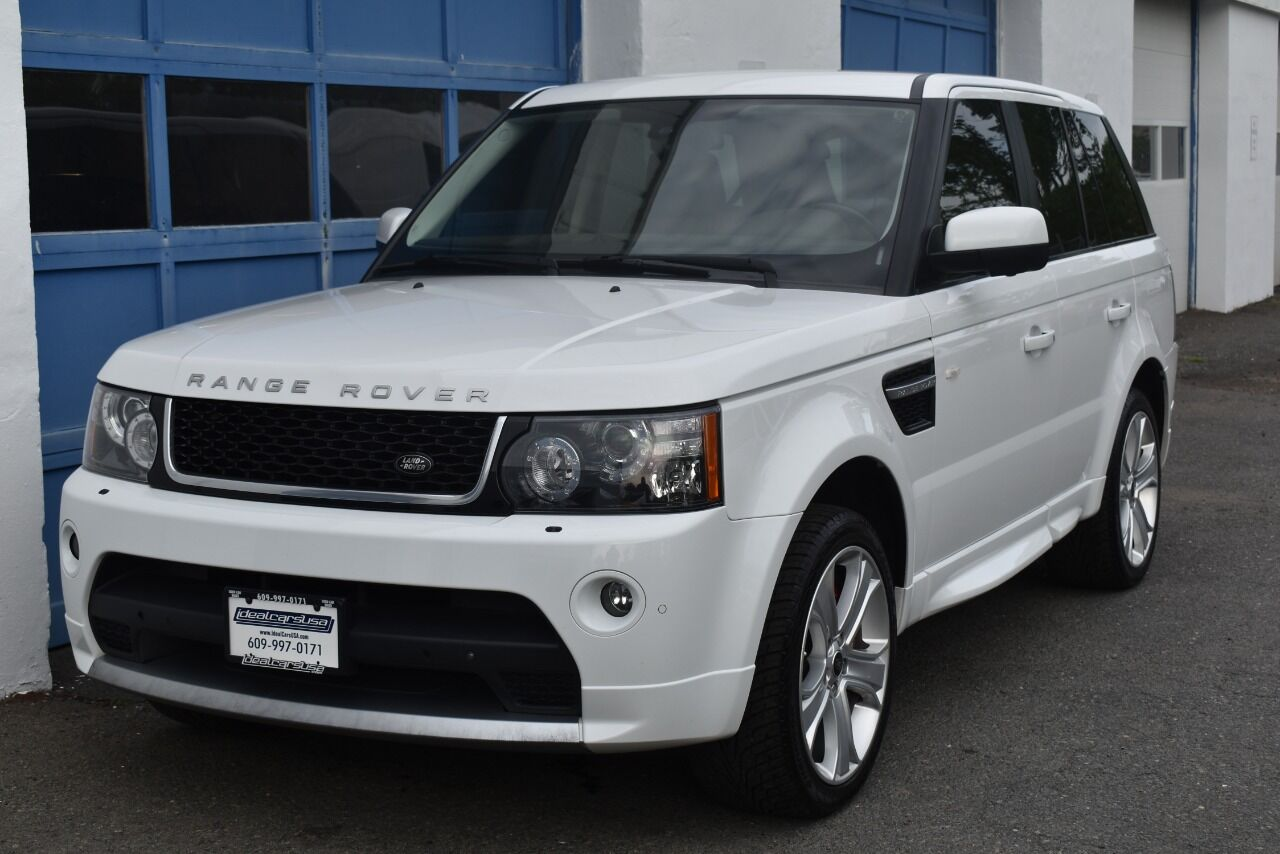 2013 Land Rover Range Rover Sport Supercharged Limited Edition 4×4 4dr SUV