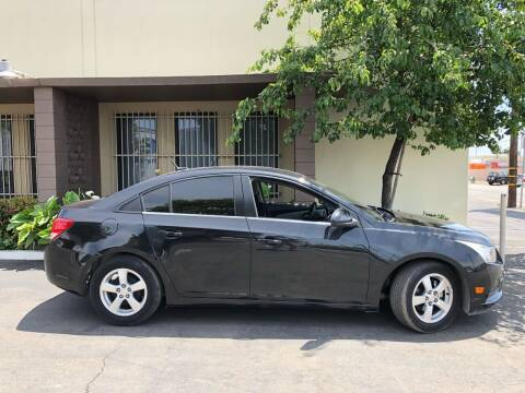 2013 Chevrolet Cruze for sale at AllanteAuto.com in Santa Ana CA