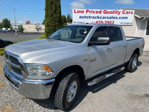 2014 RAM Ram Pickup 2500 for sale at AUTOTRACK INC in Mount Vernon WA
