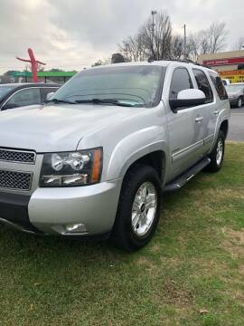 2010 Chevrolet Tahoe for sale at BRYANT AUTO SALES in Bryant AR