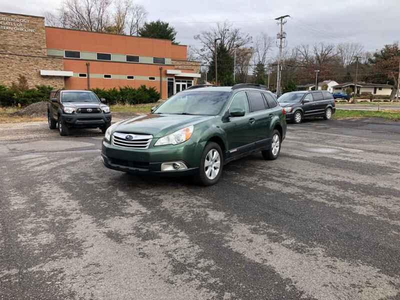 2011 Subaru Outback for sale at DILLON LAKE MOTORS LLC in Zanesville OH