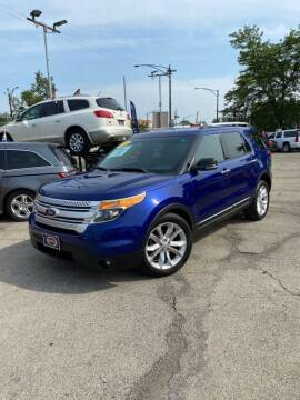 2013 Ford Explorer for sale at AutoBank in Chicago IL