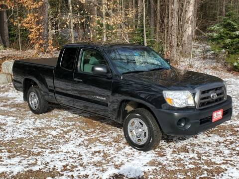2009 Toyota Tacoma for sale at Bethel Auto Sales in Bethel ME