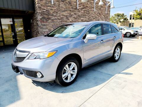 2013 Acura RDX for sale at Masi Auto Sales in San Diego CA