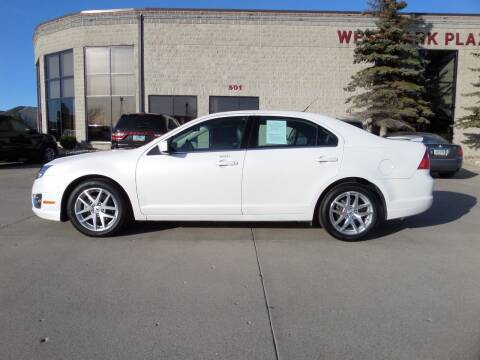 2010 Ford Fusion for sale at Elite Motors in Fargo ND