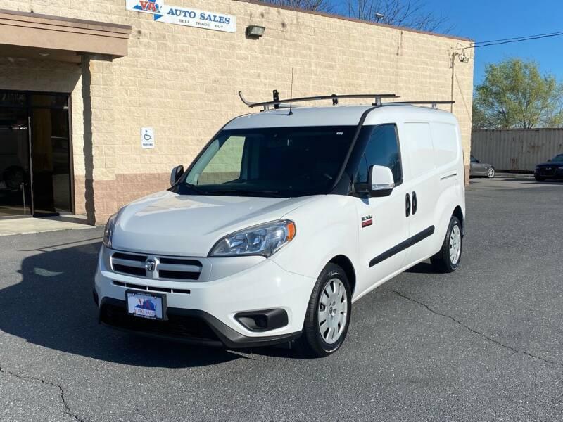 2016 RAM ProMaster City Cargo for sale at Va Auto Sales in Harrisonburg VA