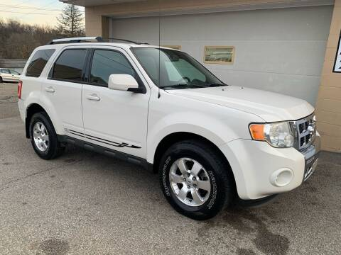 2010 Ford Escape for sale at G & G Auto Sales in Steubenville OH