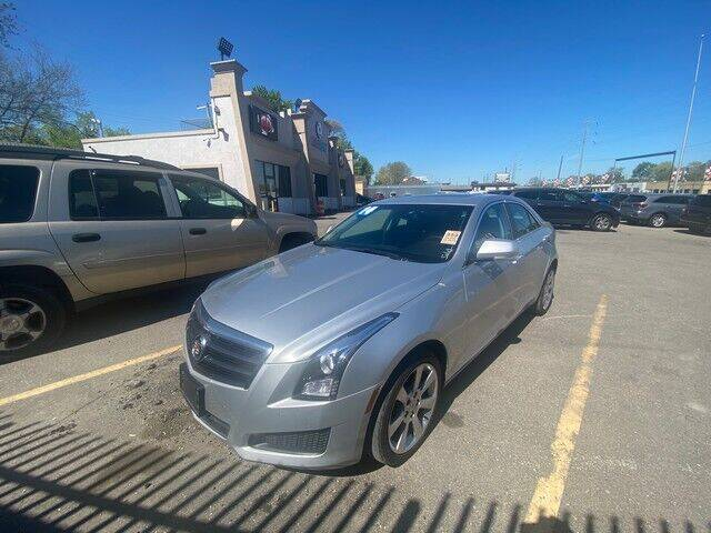 2014 Cadillac ATS for sale at Car Depot in Detroit MI