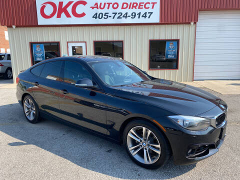 2016 BMW 3 Series for sale at OKC Auto Direct, LLC in Oklahoma City OK