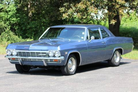 1965 Chevrolet Bel Air for sale at Great Lakes Classic Cars & Detail Shop in Hilton NY