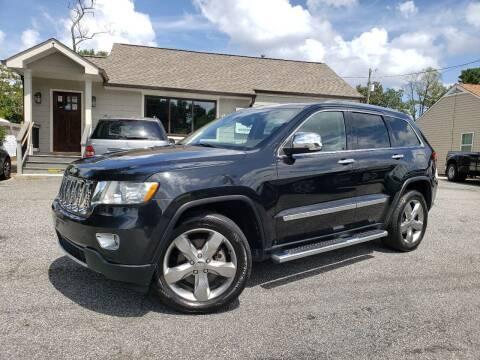 2011 Jeep Grand Cherokee for sale at M & A Motors LLC in Marietta GA