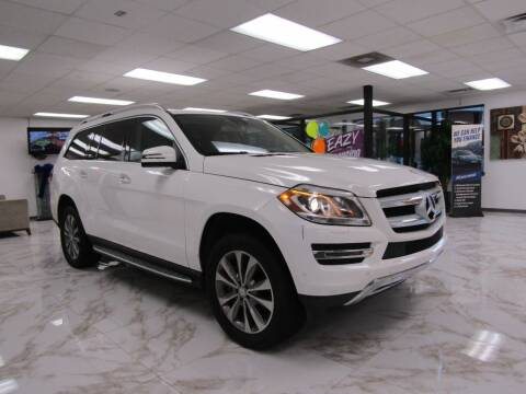 2014 Mercedes-Benz GL-Class for sale at Dealer One Auto Credit in Oklahoma City OK